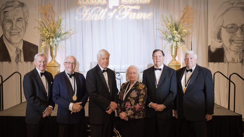 Alabama Business and Civic Leaders Celebrated